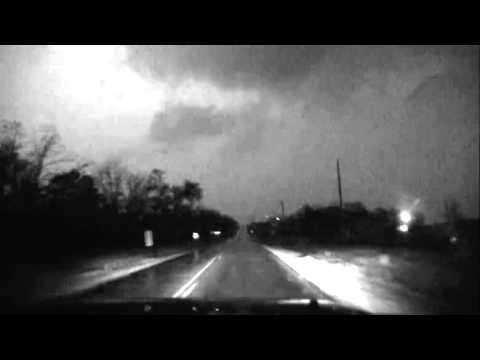 Tornado Warned storm SW of Clayton Oklahoma