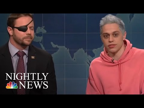 Dan Crenshaw Lends Helping Hand To Pete Davidson