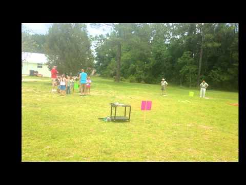 VBS 2015 - Camp Courageous - Woodbine Baptist Church