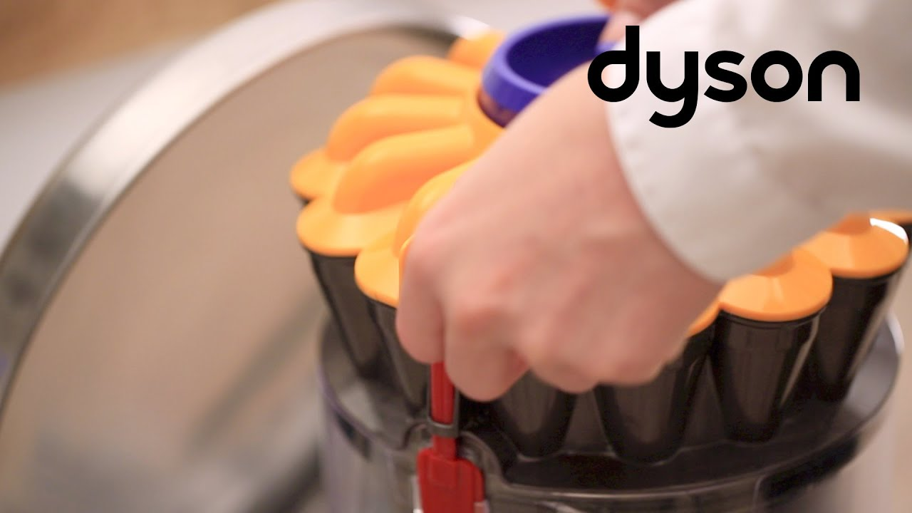 How to Clean a Dyson Vacuum Cleaner (and Make it Smell Nice