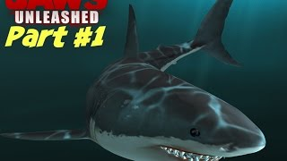 Jaws Unleashed Pc Gameplay HD