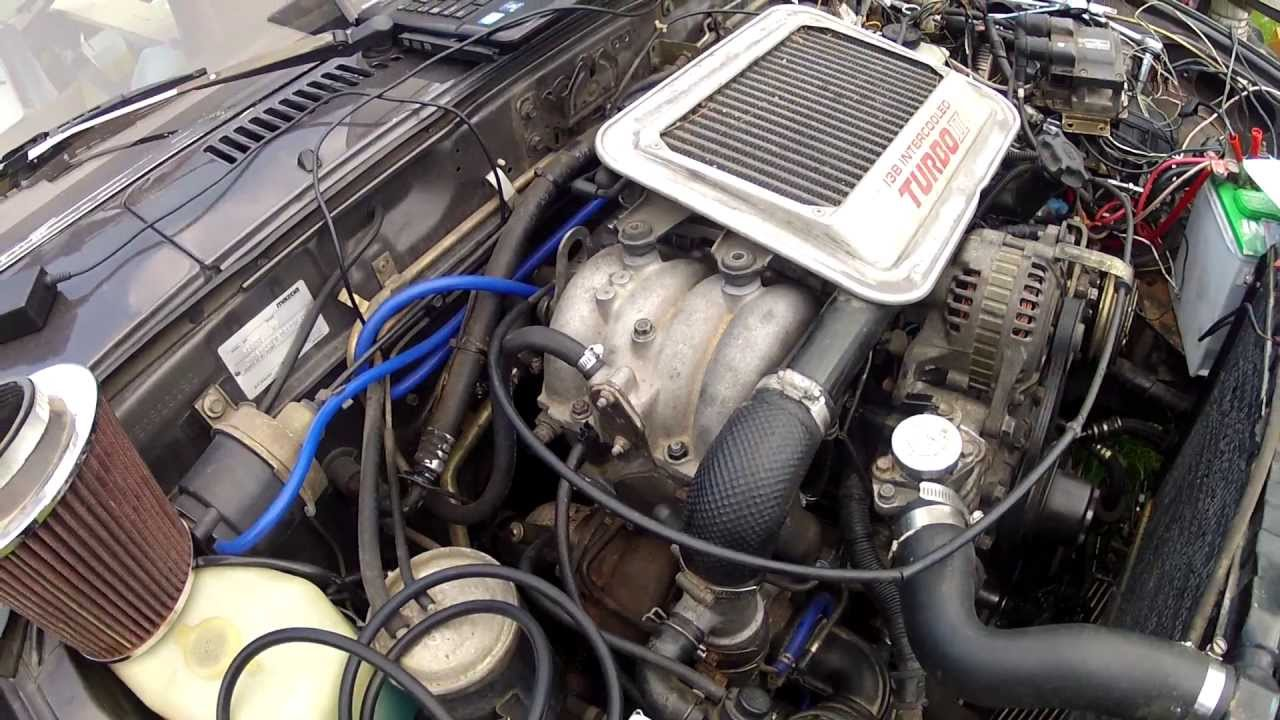 1984 1st gen fb rx 7 s4 turbo ii tii swap first startup youtube Rx7 Turbo 2 Flickr at Rx7 Turbo 2 Wire Harness