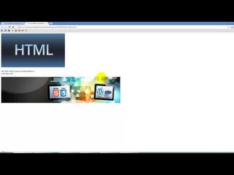 Dodawanie Obrazków W HTML
