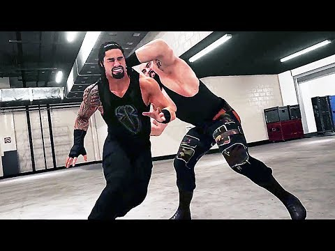 WWE 2K18 Bande Annonce de Gameplay (2017) PS4 / Xbox thumbnail
