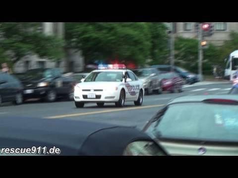 Police car MPDC