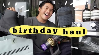 What I Got for my Birthday! 🎂 | David Guison