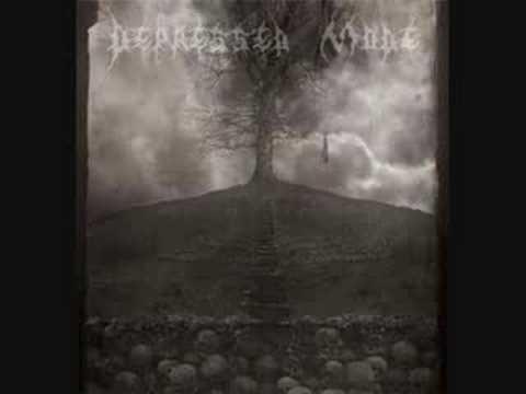 Depressed Mode - Dunkelheit (Burzum cover)