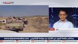 قوات الشرعية اليمنية تتقدم في تعز