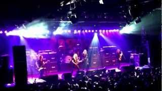 Watch Saxon Rock n Roll Gypsy video