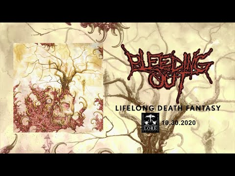 BLEEDING OUT - Perpetually Finite (official audio)
