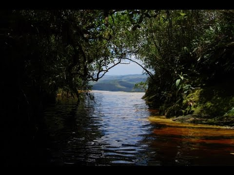 Trilha para a Janela do Céu - Parque Estadual do Ibitipoca - Lima Duarte - MG - Brasil.