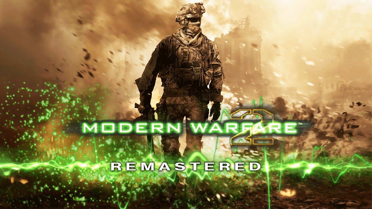 Modern Warfare 2 Remastered Created By Sledgehammer Games