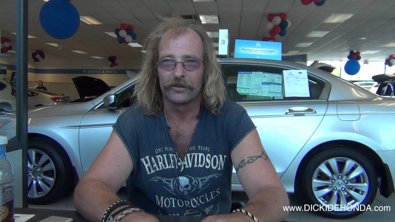 Customer Testimonial: Dave   2012 Honda Ridgeline  Dick Ide Honda,  Rochester NY Dealer Review