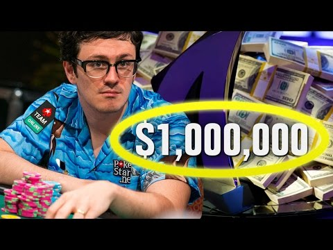 Ike Haxton Faces A WEIRD Line With A FULL HOUSE And A Million Dollars Up For Grabs