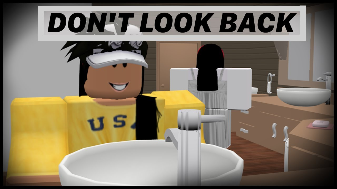 Don T Look Back Roblox Horror Movie Youtube