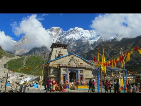 After Flood Kedarnath Dham On My Eyes   Adventure Trip   Travel vlog #14