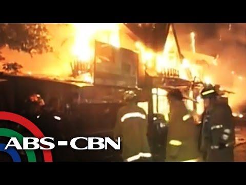 TV Patrol: 100 bahay sa Cagayan De Oro City, natupok sa sunog