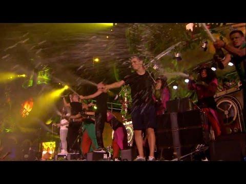 Dimitri Vegas & Like Mike ft. Garrix & Aoki - Champagne Showers vs. DOYS (Jay-Z) @ Tomorrowland 2014