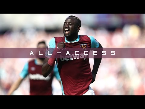 ALL-ACCESS: WEST HAM 1-0 SWANSEA CITY ⚒