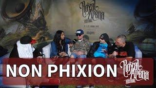 Non Phixion: «Nach der Show machen wir satanische Rituale»