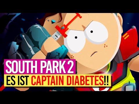 SOUTH PARK 2 💨 011: CAPTAIN DIABETES ist ein Sweeter Boy!