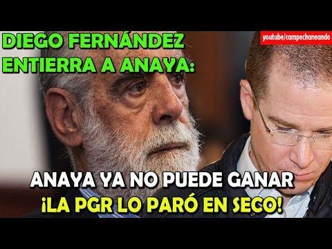 Diego Fernández ENTIERRA a Ricardo Anaya – Campechaneando