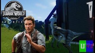 Jurassic World E1: Fuq Chris Pratt