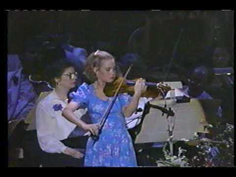 Leila Josefowicz Plays Paganini - 1991