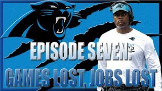 CAROLINA PANTHERS ALL OR NOTHING EPISODE 7: LOSING STREAK CONTINUES | Shellitronnn