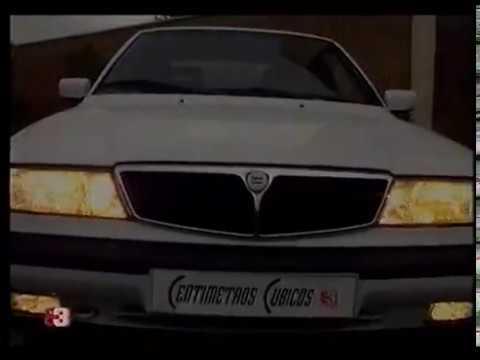 92 05 23 Lancia Dedra Automático