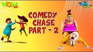 Comedy Chase Part 2 - Funny Videos and Compilations - 3D Animation Cartoon for Kids