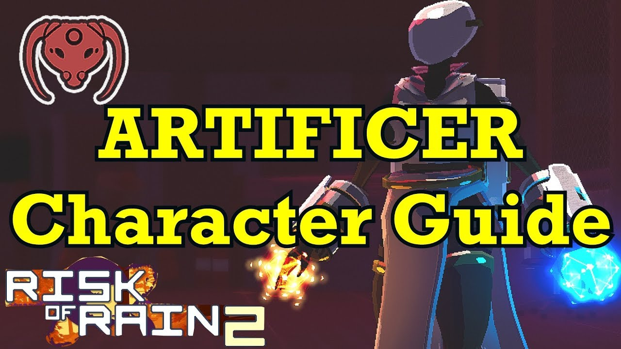 Artificer Risk Of Rain 2 Wiki Gamerhub Backup magazineadd an extra charge of your secondary skill.add +1 (+1 per stack) charge of your secondary skill. artificer risk of rain 2 wiki gamerhub