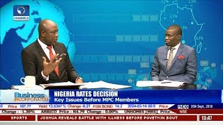 Analysts Discuss State Of Economy & The Markets Ahead Of MPC Decision Pt.2 |Business Incorporated|