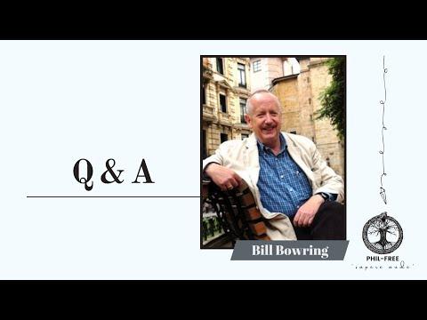 Bill Bowring on \