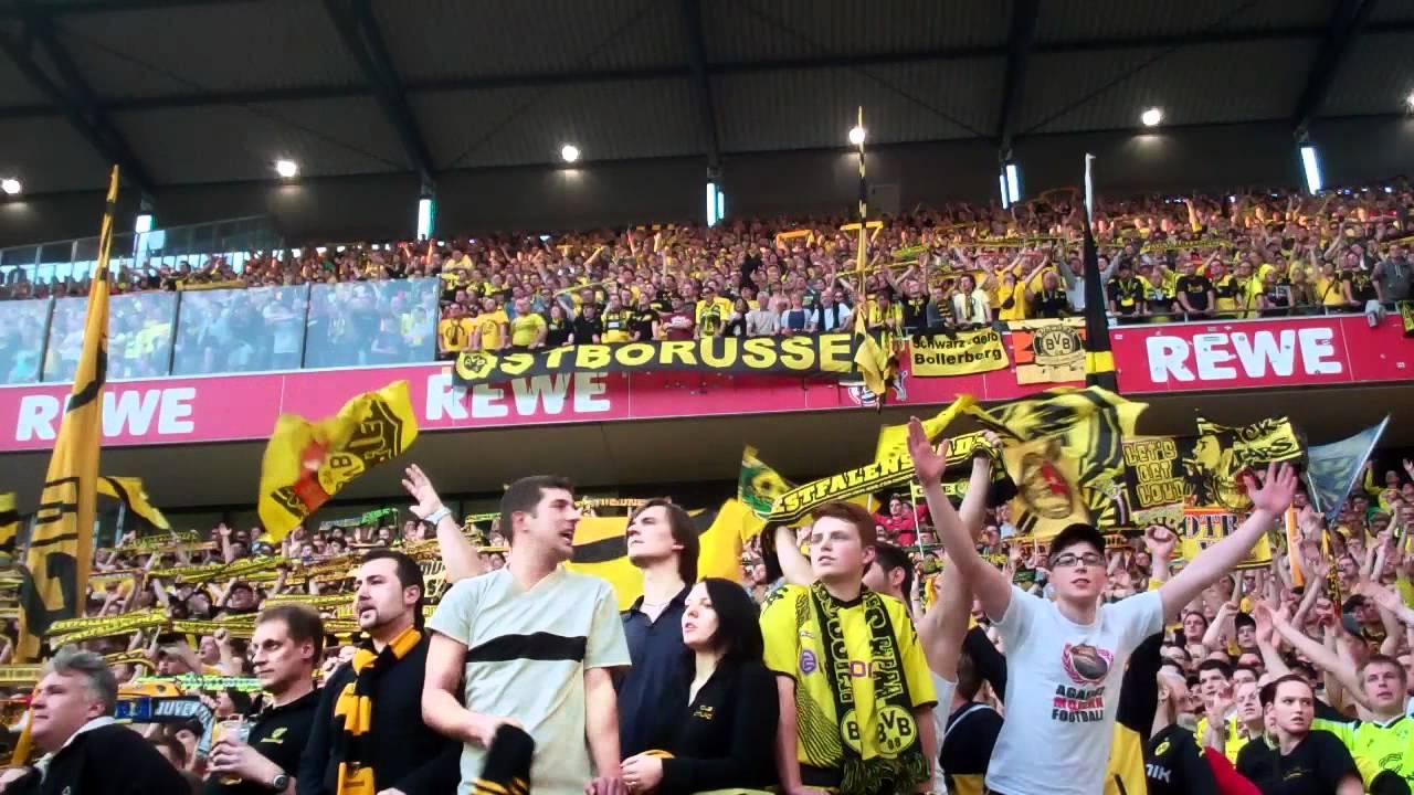 Gästeblock in Köln
