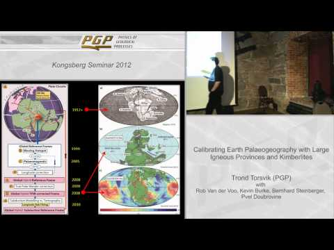 Lecture - Calibrating Earth Palaeogeography with Large Igneous Provinces and Kimberlites