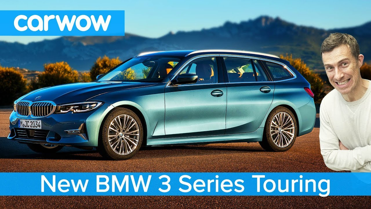 Best Series Of 2020 New BMW 3 Series Touring 2020   see why it's the best car in the