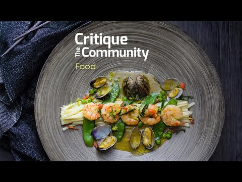 Critique the Community Episode 14: Food Photography