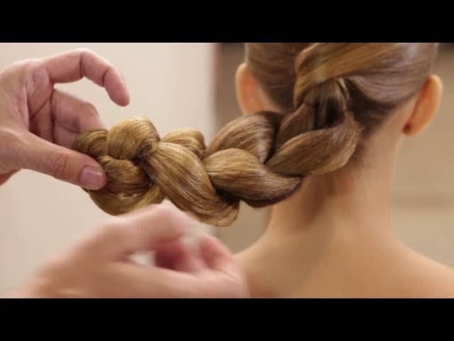 DIY: Coque fácil com redinha de penteados