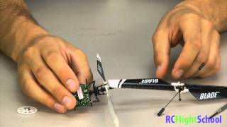 Blade MCX2 Repair & Maintain-Disassembly & Hub Repair