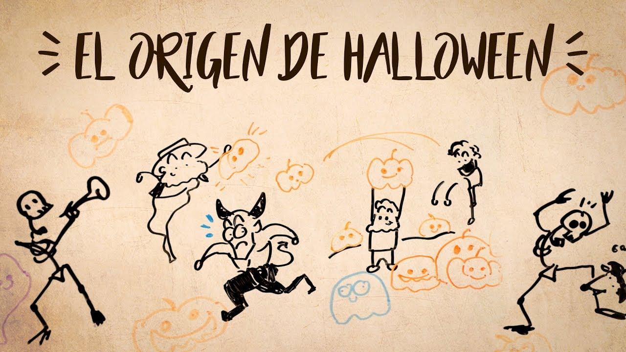 El Origen de Halloween | Destripando la Historia | CANC ...