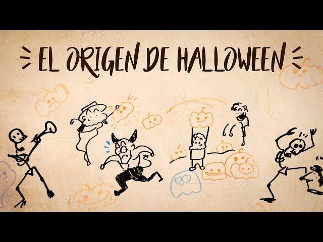 Breve Historia De Halloween