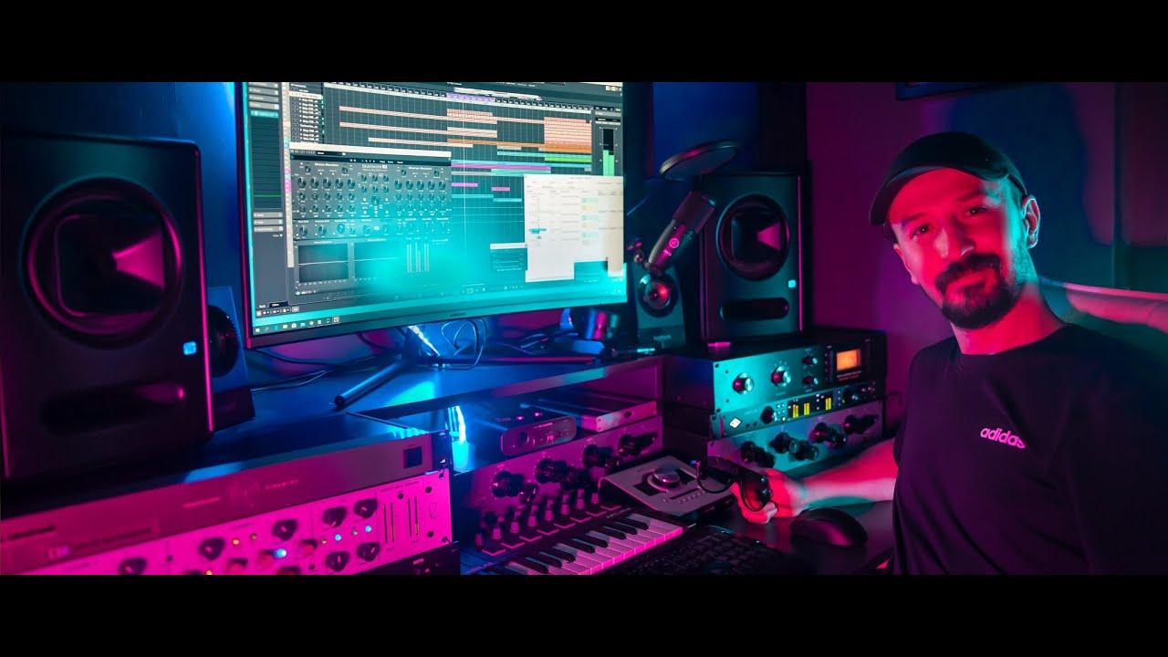Dj Kantik - Modular (Original Mix) 6K Studio Video