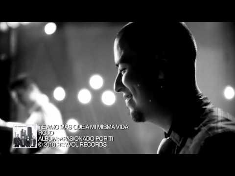 Rojo Te Amo Mas Que A Mi Misma Vida Videoclip Oficial HD Musica Cristiana www bajaryoutube com