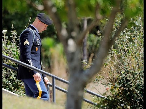 Military on verge of sentencing Bergdahl for desertion