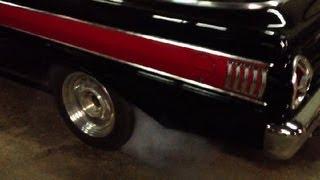 1964 Ford Falcon Ranchero ..(Garage Burnout)