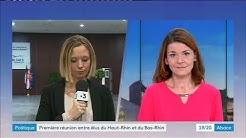 Bas-Rhin et Haut-Rhin s'accordent sur les bases de la future collectivité d'Alsace