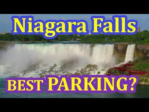 Niagara Falls Best Parking Spot - PARKING SECRET