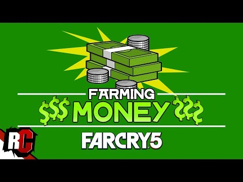 Easy Method to FARM MONEY in Far Cry 5 (Best Location to Make Fast Money)