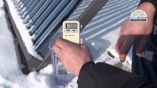 Solar Water - Kolektor Słoneczny cz.2 Eko Park Lipienica